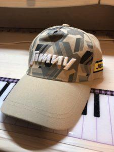 ジムニー帽子